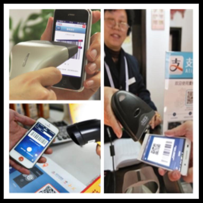 InternChina - Shopping without Cash