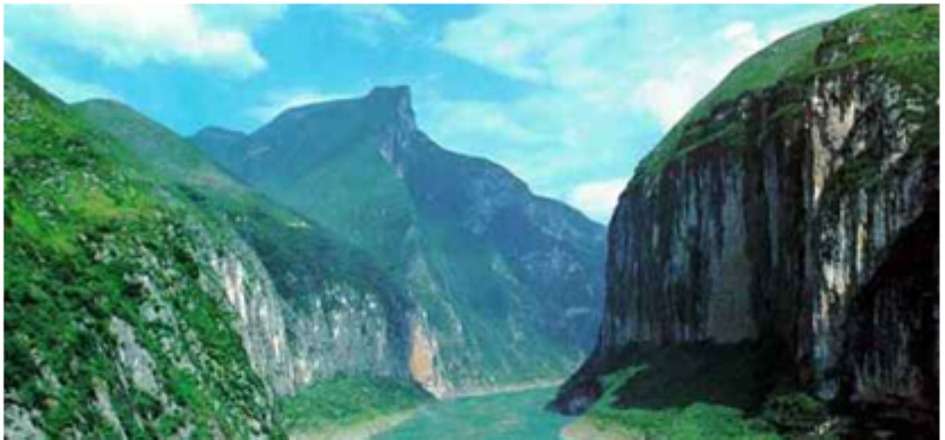 InternChina - 10 Yuan Scenic