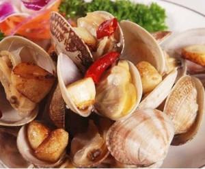 InternChina- Food in Qingdao