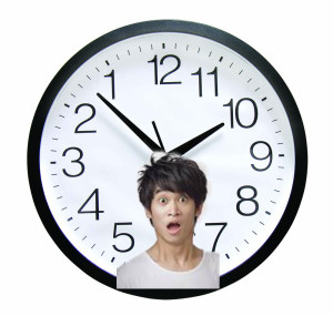 Happy retirement! Here's a clock! You're going to die!