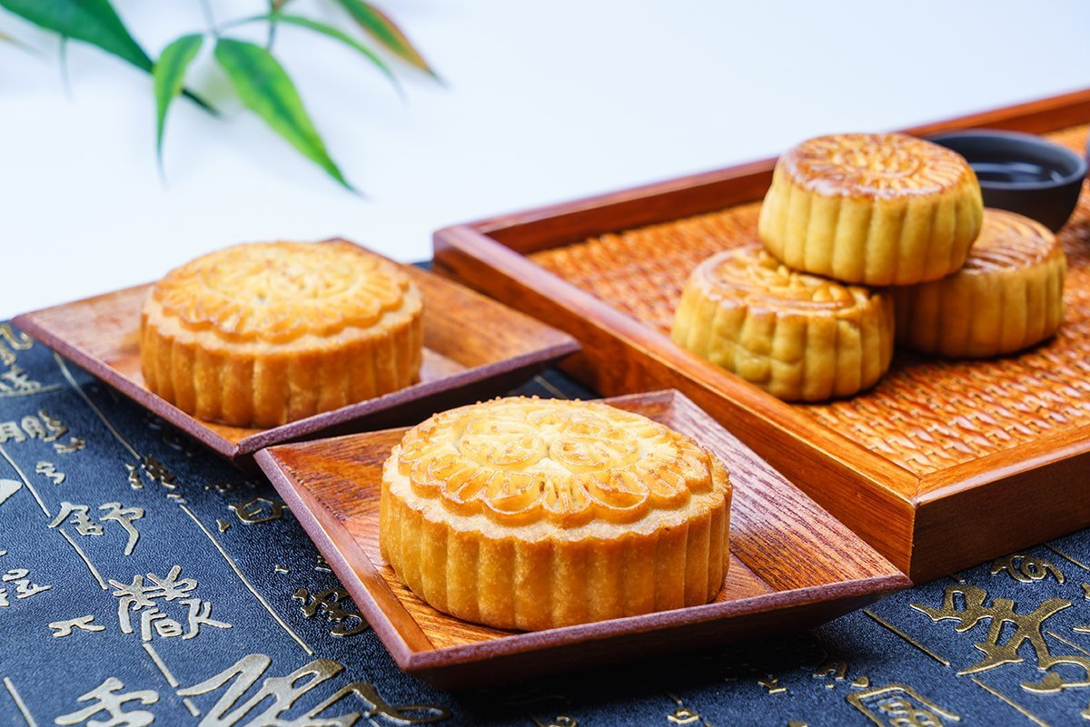 China Mid Autumn Festival Mooncake