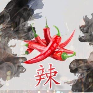 Character Lajiao - Chilli