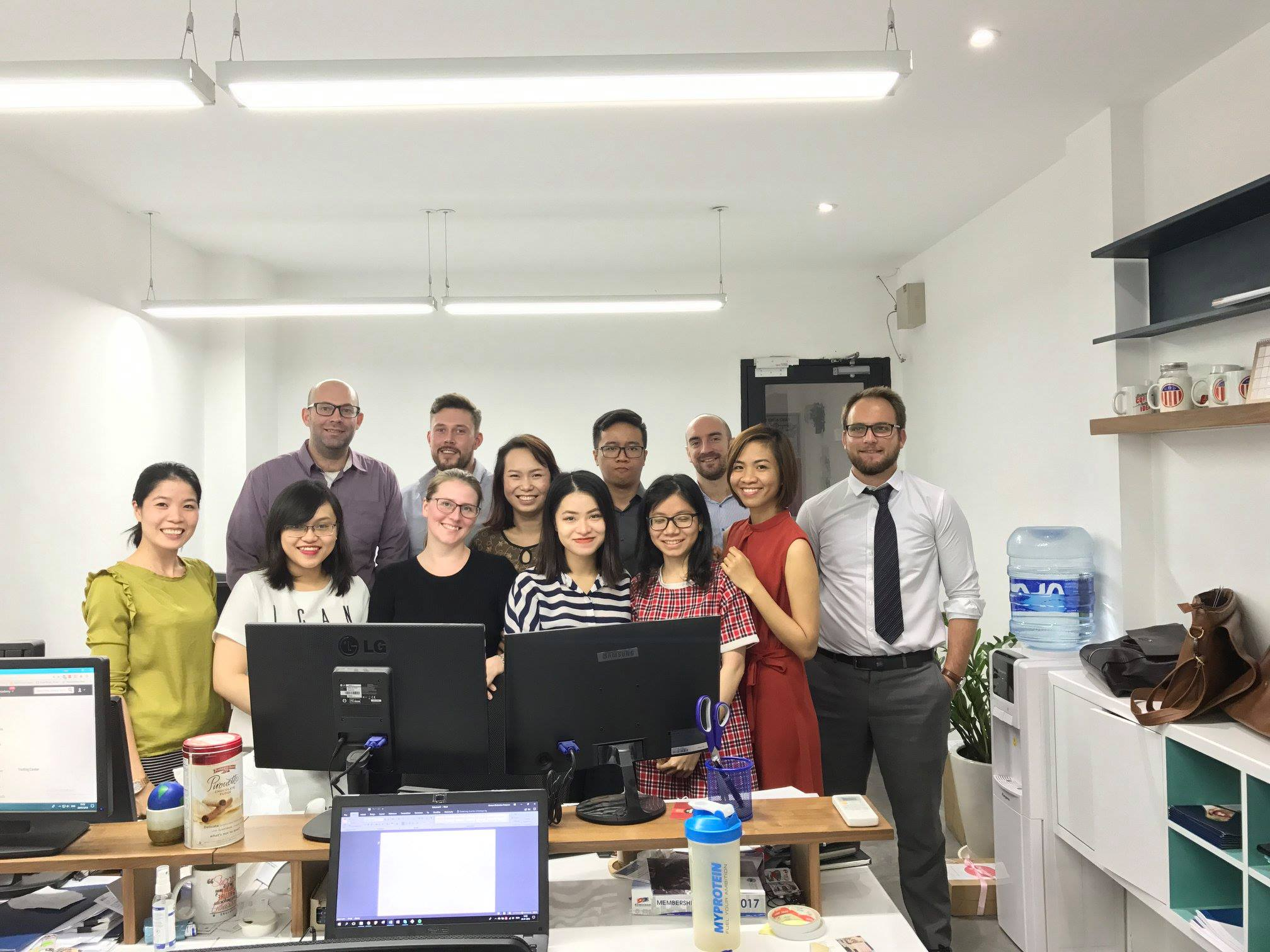 insurance team Ho chi minh city