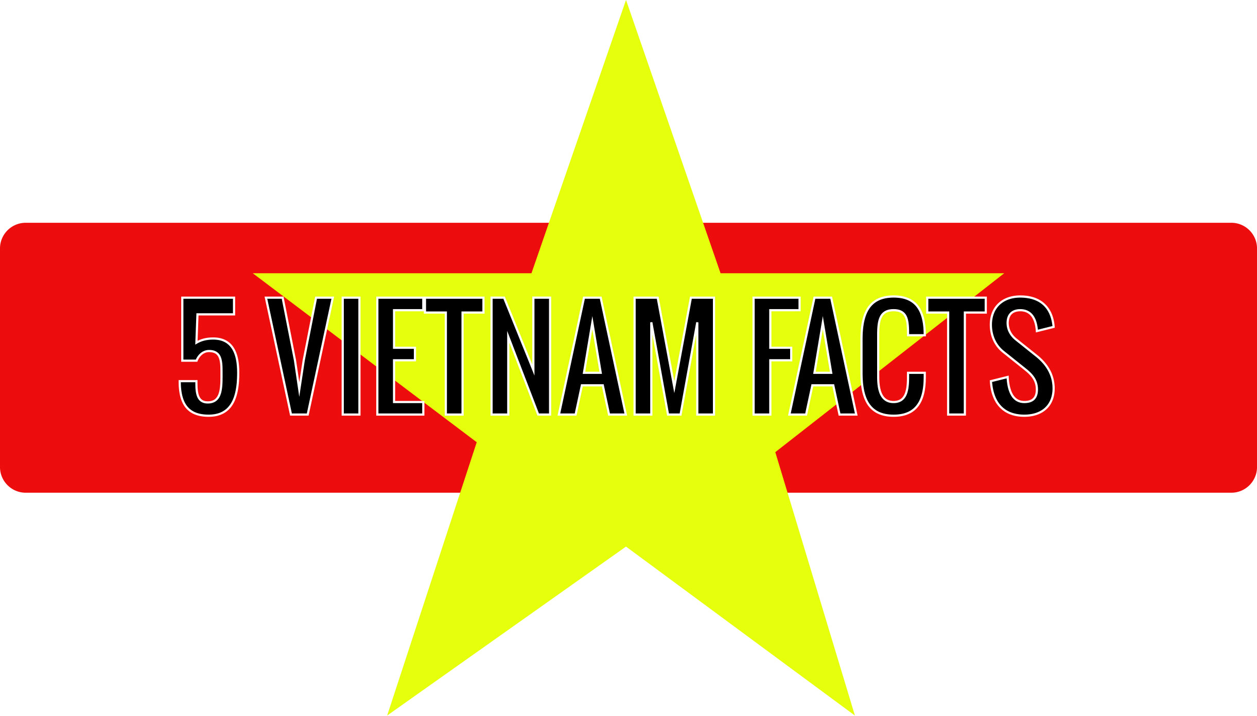 5 Vietnam Facts