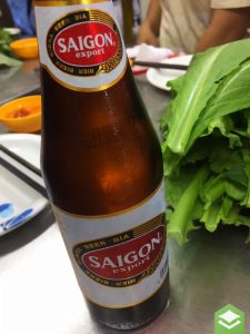 InternVietnam - SaigonBeer