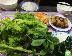 InternVietnam - Veggies