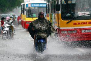Monsoon in Vietnam