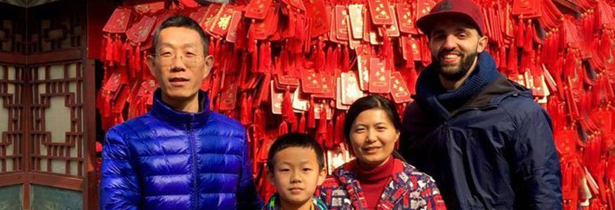 InternChina Homestay Qingdao