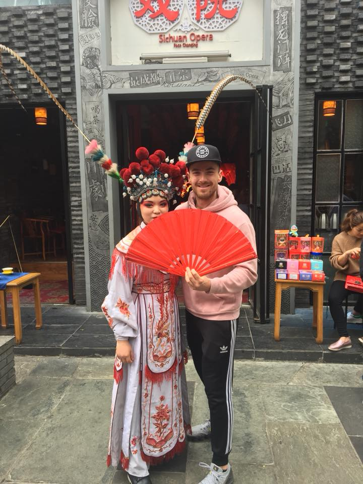 China Intern
