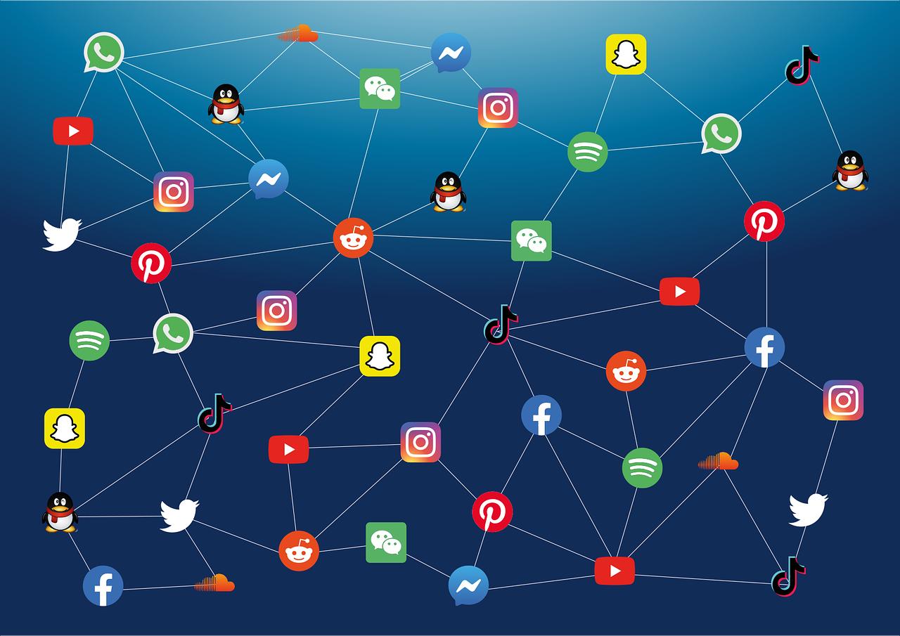WeChat-Social Media Network