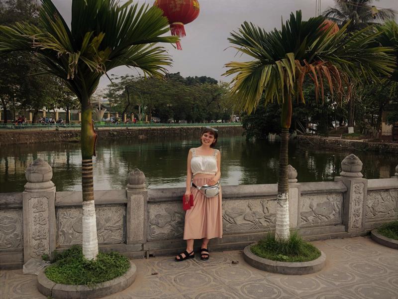 Abigail Prendergast - InternChina 2017 Alumni