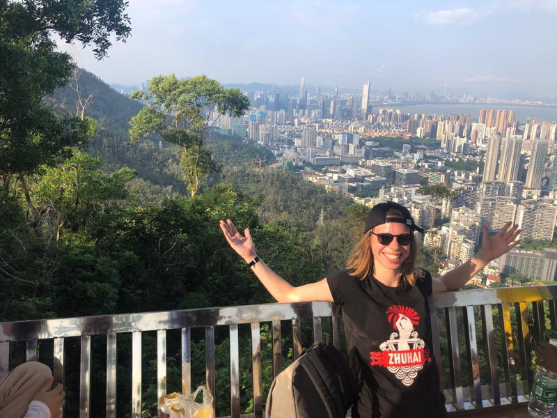 Nanshan Mountain, Shenzhen