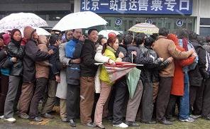 Queuing in China source: https://believeityesorno.files.wordpress.com/2010/05/q-up.jpg