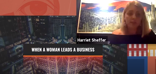 Harriett - Women in Business event