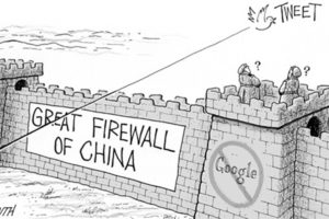 InternChina - Great Firewall of China