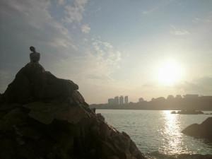 InternChina - Coast of Qingdao