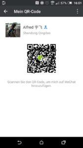 Eigener QR-Code