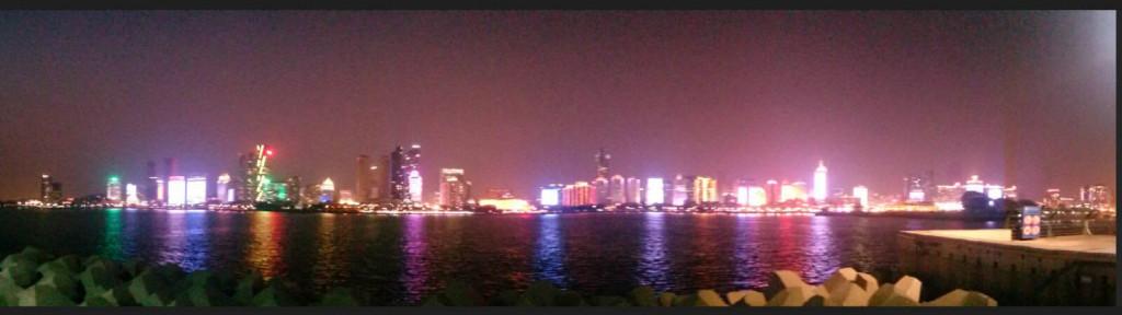 InternChina - Skyline of Qingdao