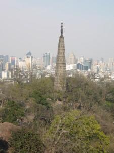 InternChina - Baochu Pagoda - North bank of West Lake