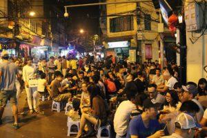 Bia Hoi Junction Hanoi