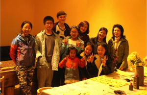 Calum's Homestay Family in Dali
