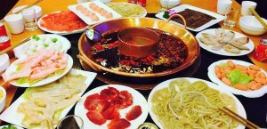InternChina Chengdu HotPot