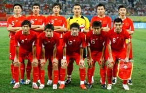 InternChina - Chinese National Football Team