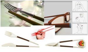 InternChina - chopstick inventions