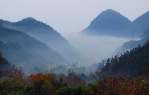 InternChina - peak : 1438.8 meters
