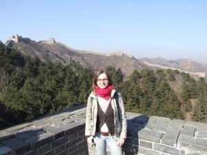 InternChina - Visiting the Great Wall