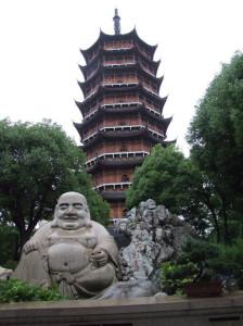 InternChina - Pagoda in Suzhou