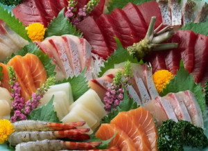 InternChina - Seafood as the Major Raw Materials