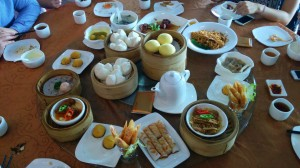 InternChina Dim Sum Restaurant Zhuhai Jida
