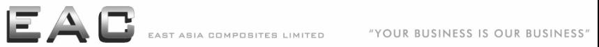 East Asia Composites Limited Logo
