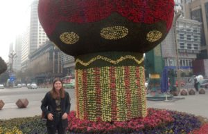 Experiening Chinese culture in Chengdu
