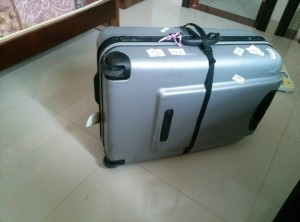 InternChina - How do you pack your suitcase for China?