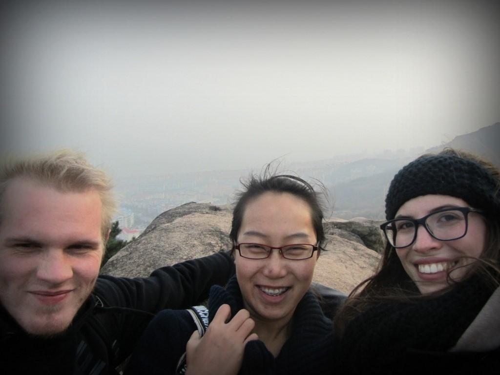 Up to Fushan