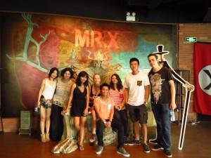 InternChina - Mr. X in Guangzhou