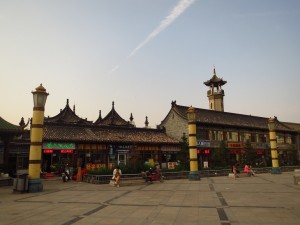 InternChina - Hohhot old town