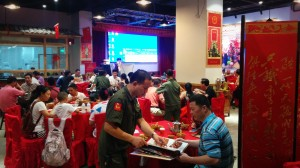 InternChina - Hunan Restaurant Zhuhai Jida