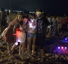 beach party qingdao