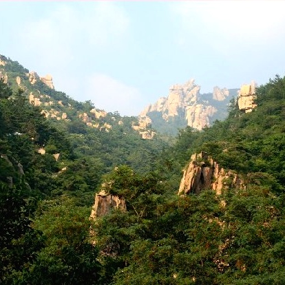 InternChina - Mont Laoshan