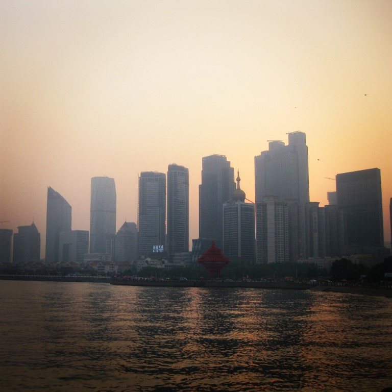 InternChina - Qingdao Sunset