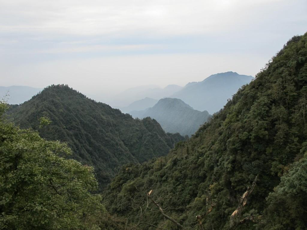 InternChina - Emei Mountain