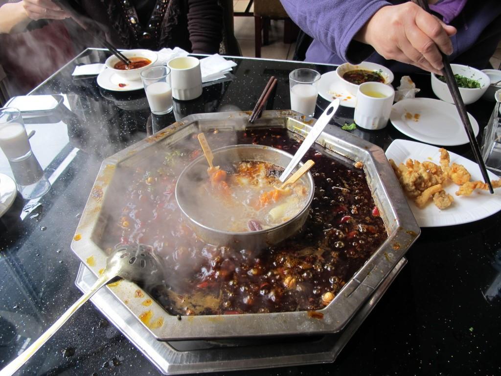 InternChina - Sichuan Hotpot
