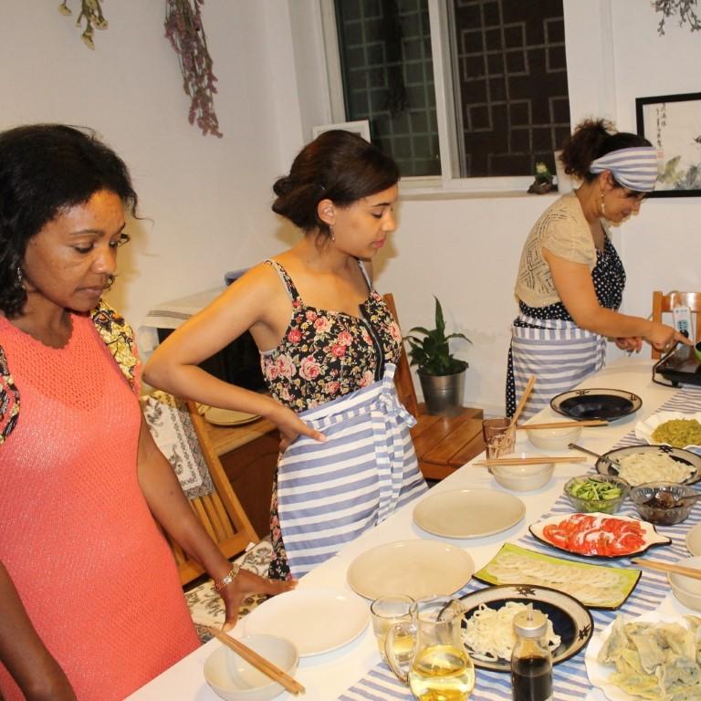 InternChina - Cooking class