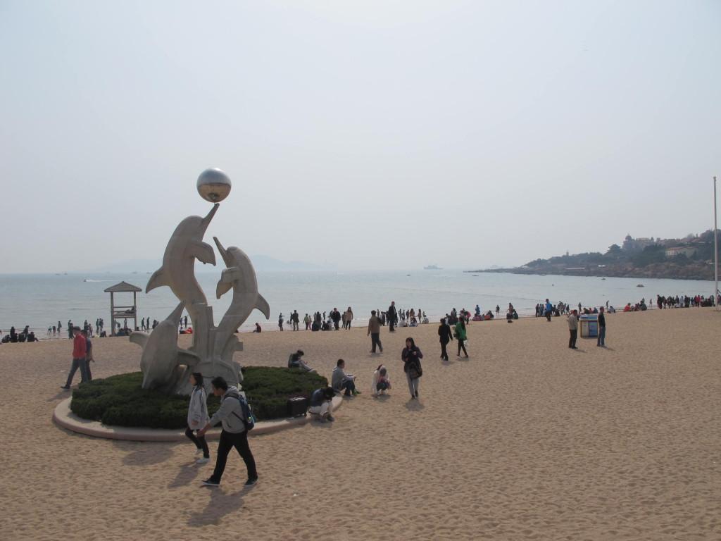 InternChina - Qingdao beaches