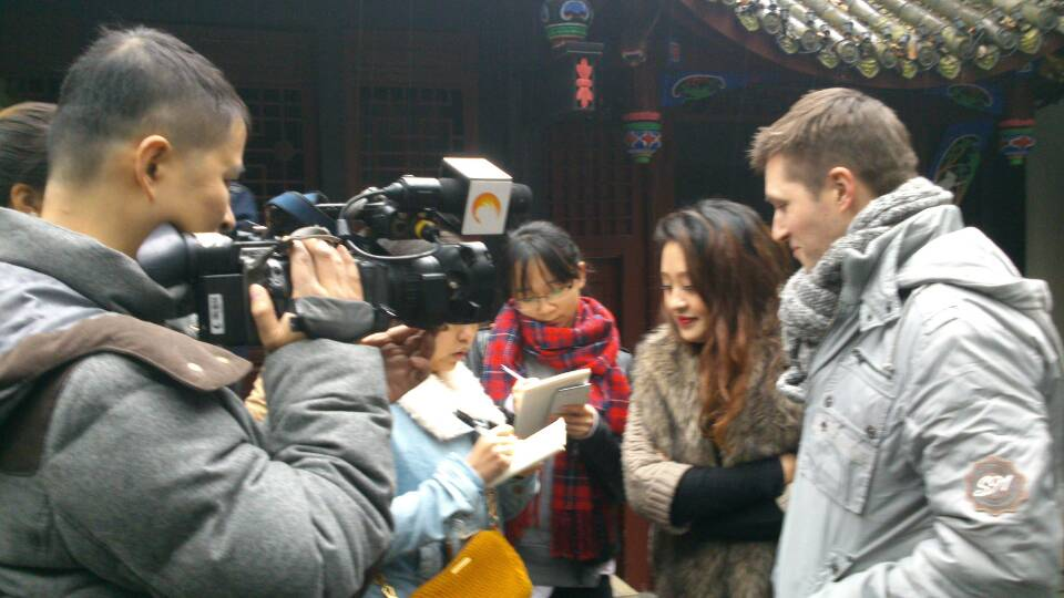 InternChina - Interview in chengdu