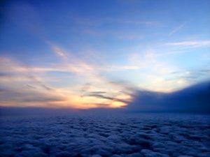 InternChina -Airplane View