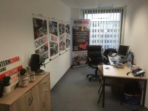 InternChina-Büro in Mainz